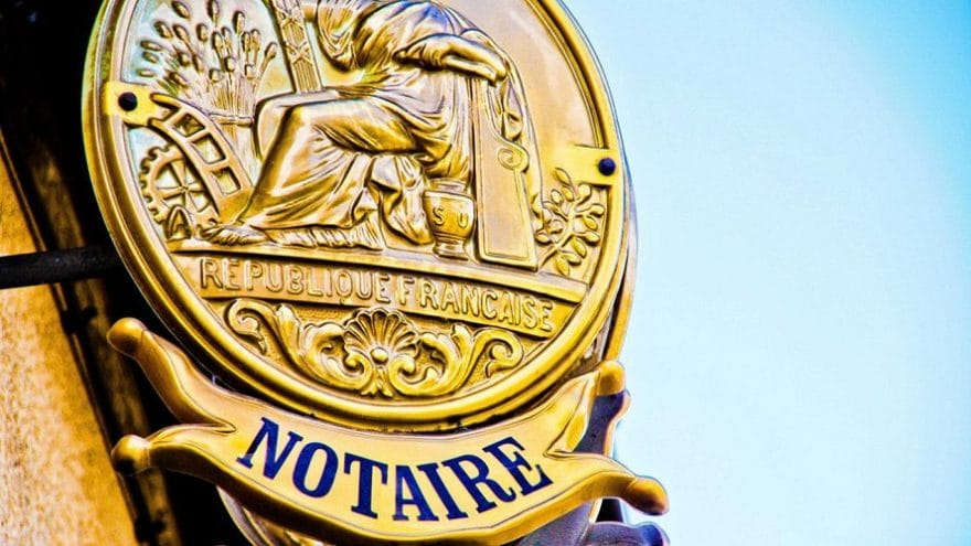 Succession devant le Notaire